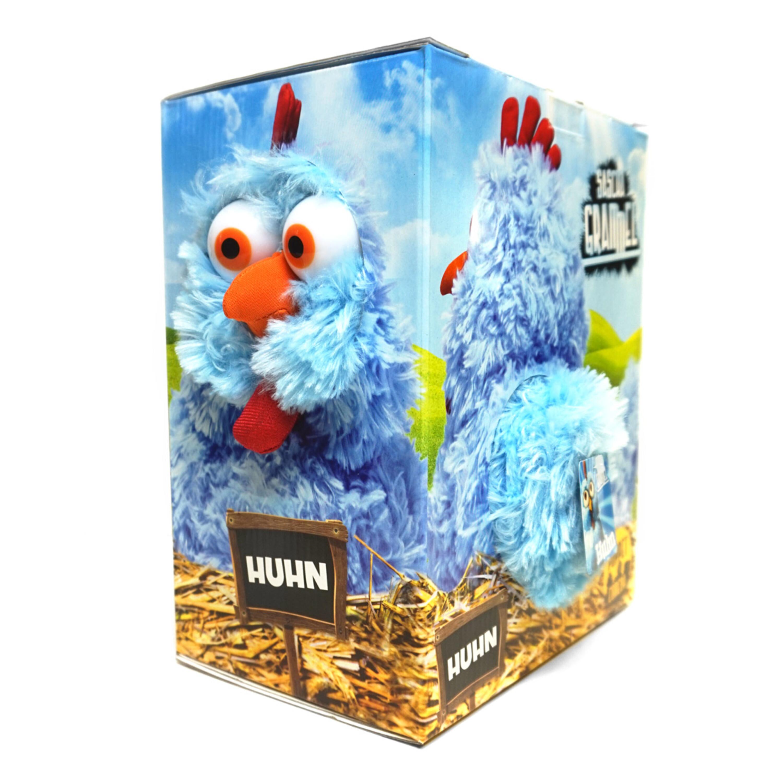 Blaues Huhn
