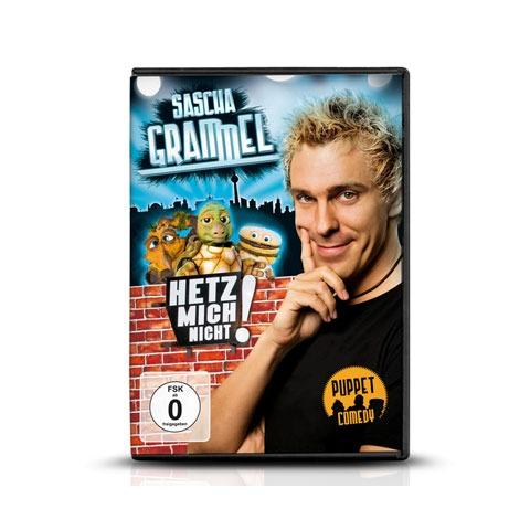 Hetz Mich Nicht von Grammel,Sascha - DVD-Video Album jetzt im Sascha Grammel Shop