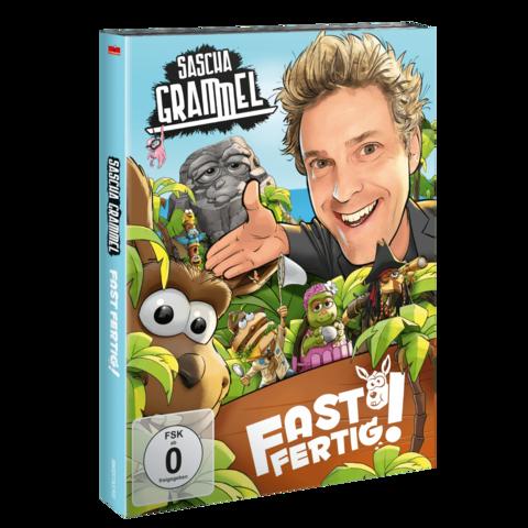 Fast Fertig! (DVD) von Sascha Grammel - CD jetzt im Sascha Grammel Shop