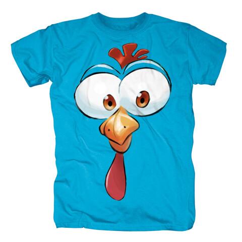 Big Huhn von Sascha Grammel - T-Shirt jetzt im Sascha Grammel Shop