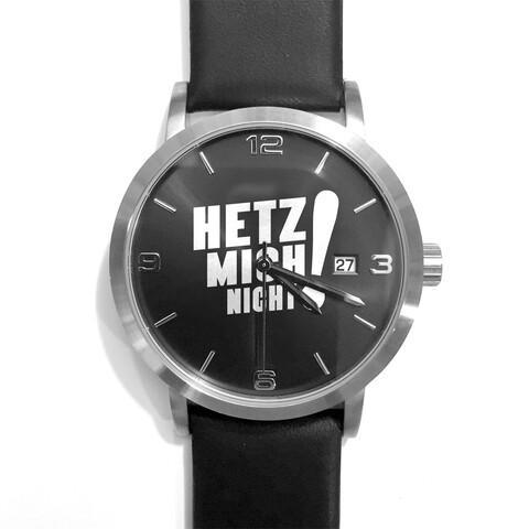 Hetz Mich Nicht! - Herrenuhr von Sascha Grammel - Armbanduhr jetzt im Sascha Grammel Shop