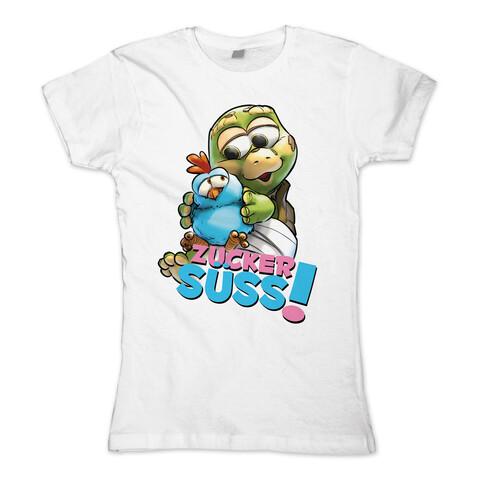 Zucker Süss! von Sascha Grammel - Girlie Shirt jetzt im Sascha Grammel Shop