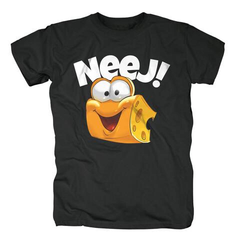 NEEJ! - Der Käse der Wahrheit von Sascha Grammel - T-Shirt jetzt im Sascha Grammel Shop
