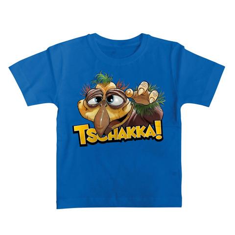 Tschakka von Sascha Grammel - Kinder Shirt jetzt im Sascha Grammel Shop