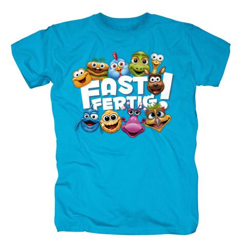 Fast Fertig! All Stars von Sascha Grammel - T-Shirt jetzt im Sascha Grammel Shop